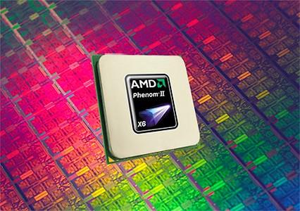 AMD isi extinde linia de procesoare cu sase nuclee