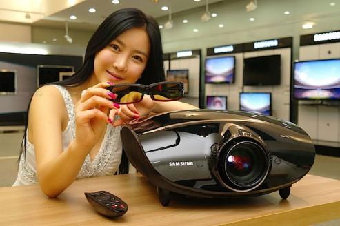 Samsung la IFA 2010: 3D la puterea a sasea