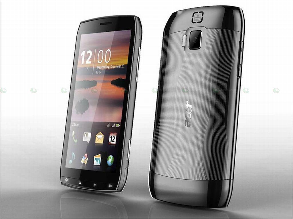 Un nou smartphone Acer