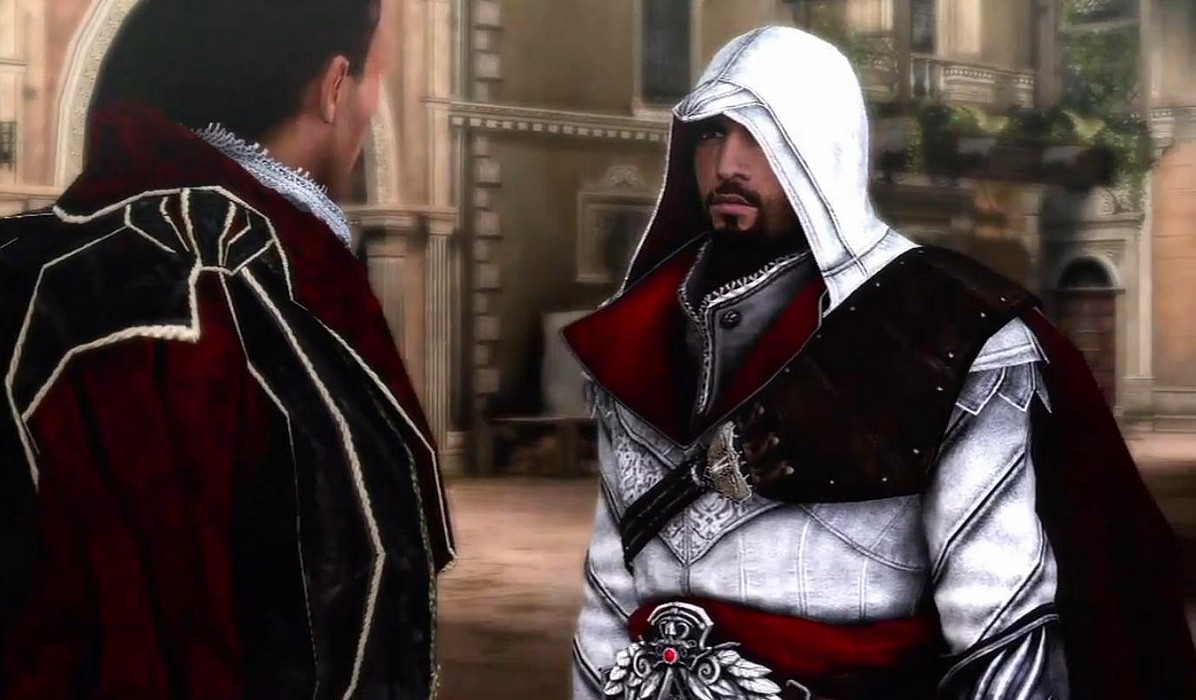 Assassin's Creed: Brotherhood – Intunericul Romei