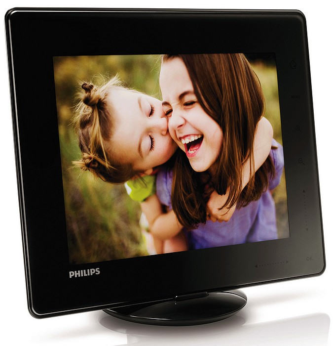 SPH8408 este noua rama foto digitala Philips