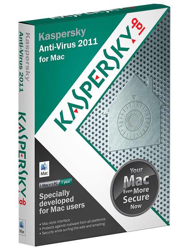 Kaspersky a lansat Anti-Virus 2011 for Mac
