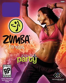 Zumba Fitness cu trailer de lansare