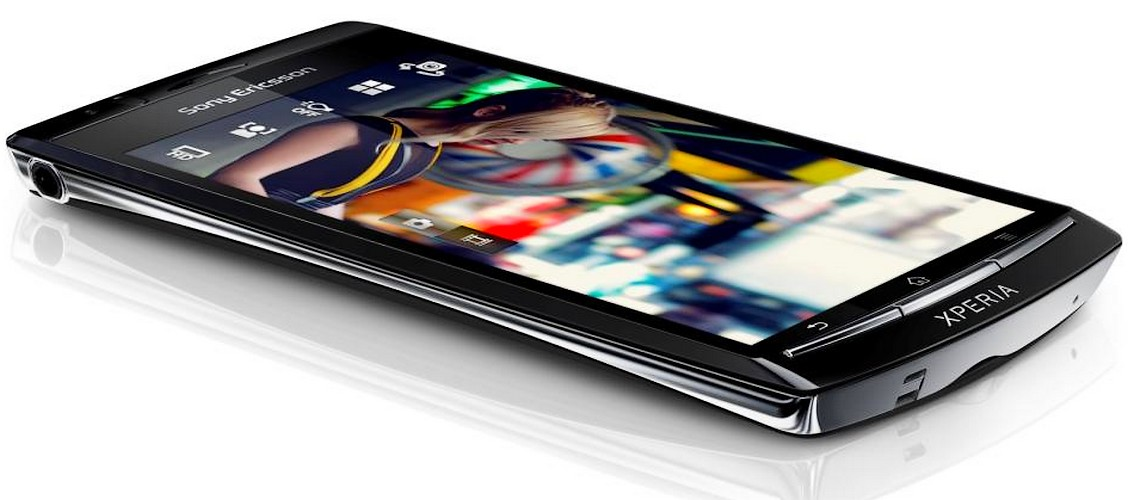 Xperia arc, noul smartphone Sony Ericsson cu Android 2.3