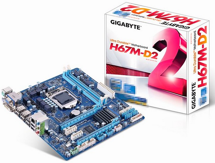 Gigabyte are placile de baza din Serie 6, cu Sandy Bridge