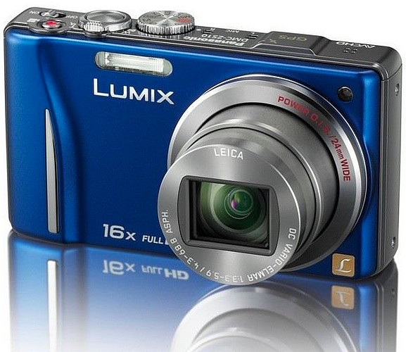 Panasonic point-and-shoot: Lumix ZS10, ZS8, FX78 si TS3
