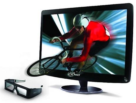 Acer GN245HQ – primul monitor capabil de orice tip de 3D