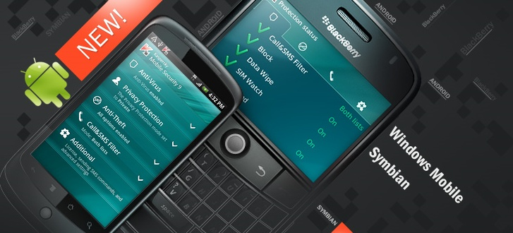 Kaspersky are si Mobile Security 9