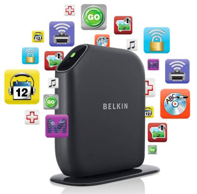 Router Belkin Play in preview