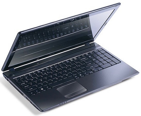 Acer are notebook-urile Aspire x750 in Romania