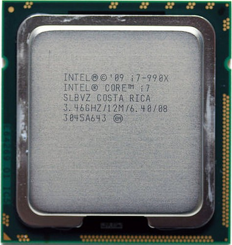 Intel i7 Extreme Edition s-a reactualizat