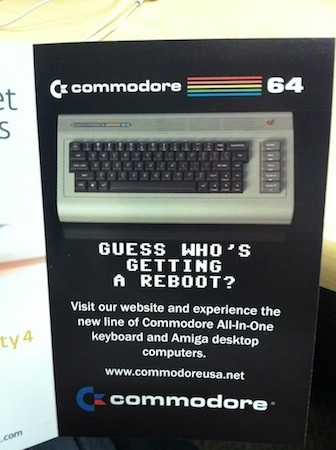 Commodore 64 varianta 2011