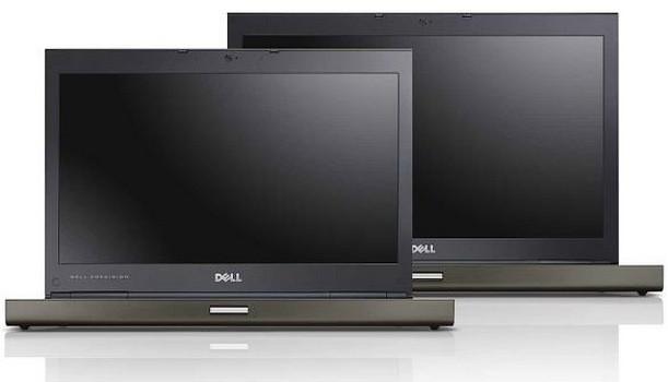 Dell Precision M4600 si M6600 – pentru munca in deplasare