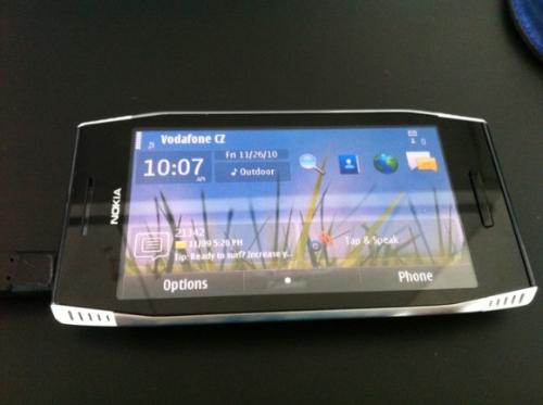 Ultimele incercari de a salva Symbian: E6 si X7