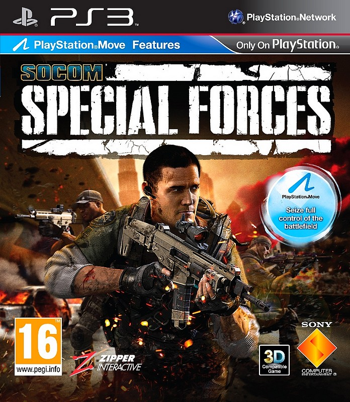 SOCOM: Special Forces a intrat pe PlayStation 3