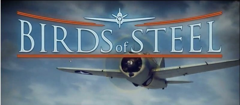 Birds of Steel – Un nou simulator de aviatie