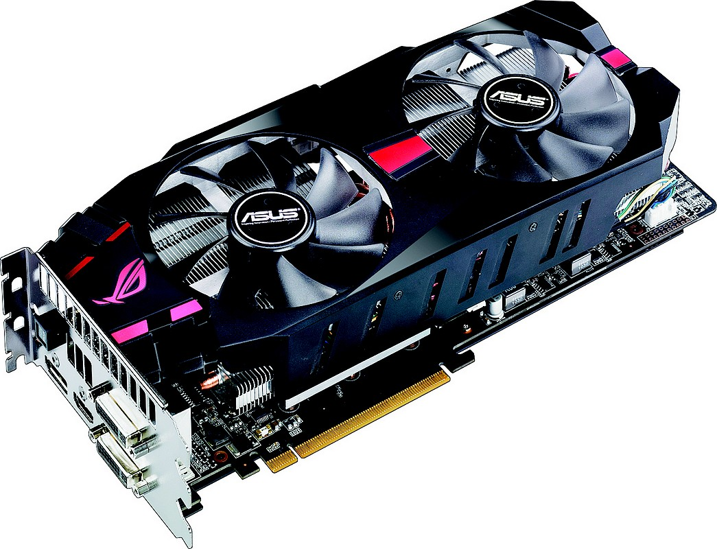 Noua placa video ASUS ROG MATRIX GTX 580 a ajuns in Romania