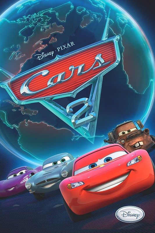 Cars 2: The Video Game este in magazine [+VIDEO]