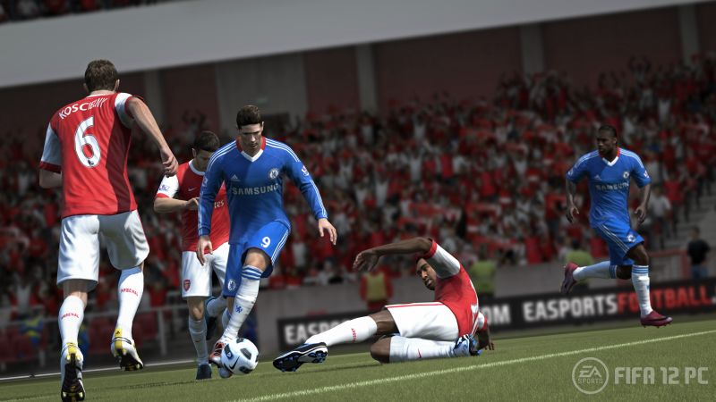 FIFA 12 va include Impact Engine si pe PC