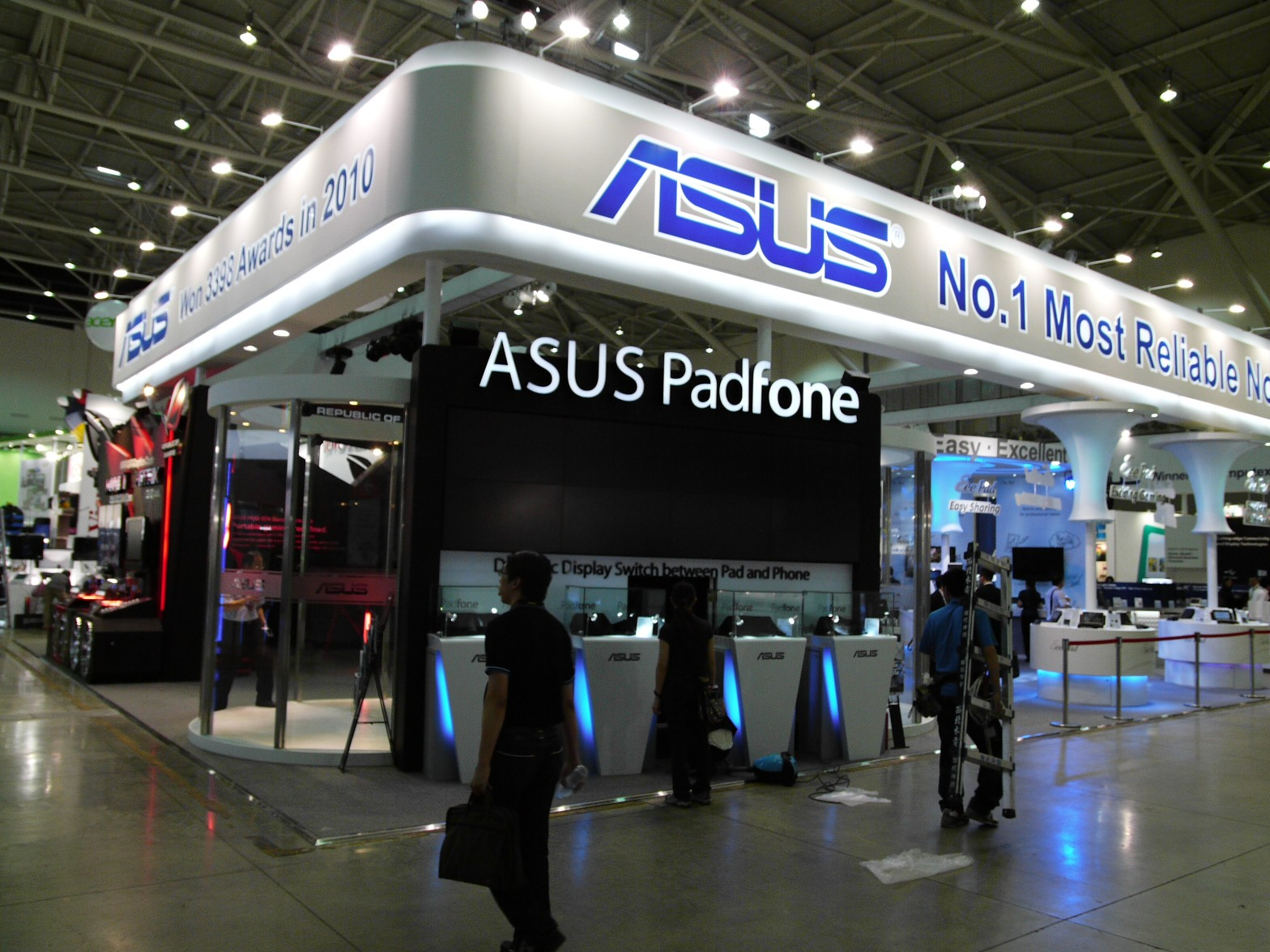 Recapitulare de produse ASUS la Computex 2011