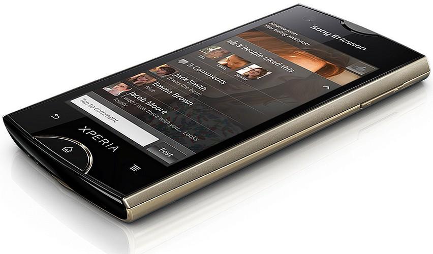ray, active si txt sunt noile smartphone-uri Sony Ericsson Xperia