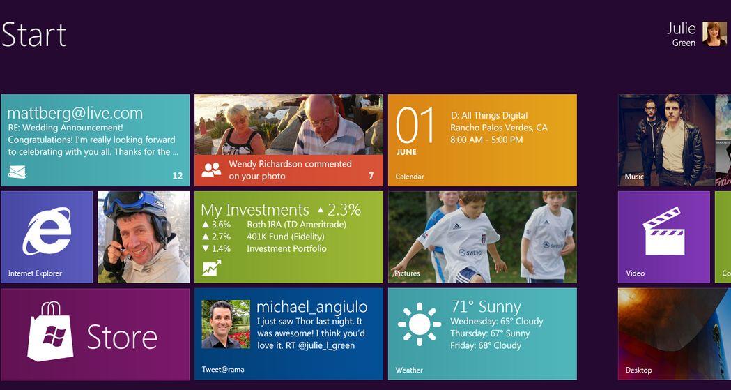 Primele detalii oficiale despre Windows 8