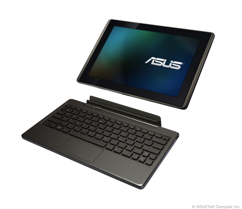 Asus Eee Pad Transformer 2 in octombrie?