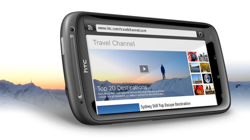 HTC Sensation – Senzatii tari de la HTC [REVIEW]