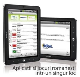 AllDro 2 – O noua tableta romaneasca