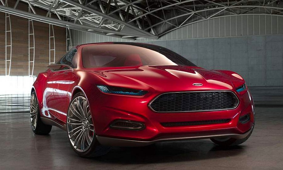 "Ford si noua masina-concept, Evos, conectata la ""cloud"" [+VIDEO]"