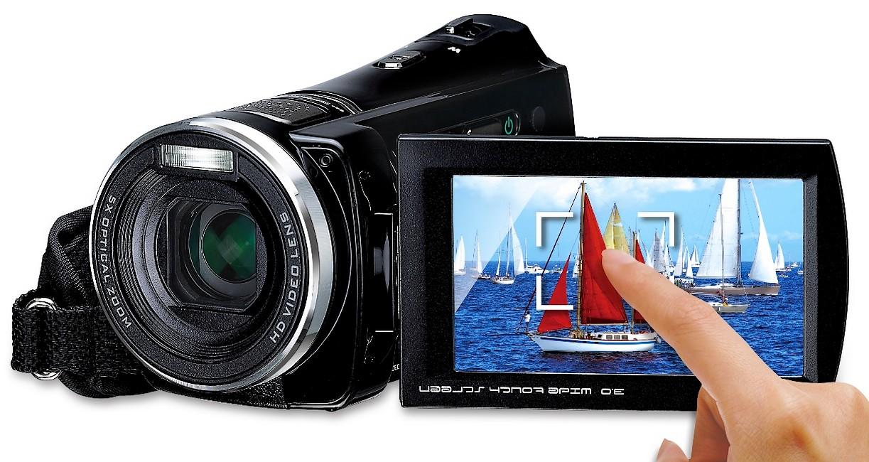 Genius G-Shot HD585T: filmare si fotografiere la 589 lei