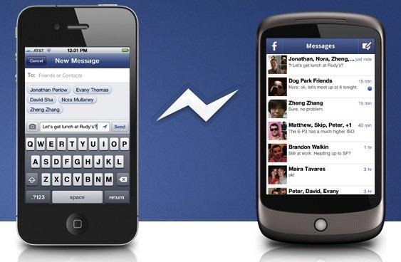Inca o aplicatie de IM – Facebook Messaging