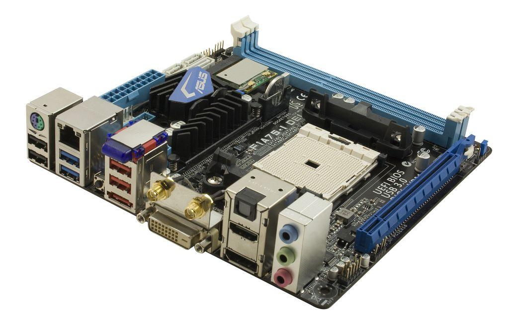 ASUS F1A75-I DELUXE – Placa de baza pentru HTPC