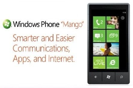 Windows Phone 7 Mango e gata!