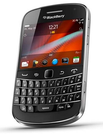 BlackBerry Bold 9900 intra la Orange
