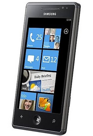 Windows Phone Mango de la Samsung
