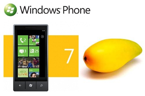 Windows Phone 7 Mango in doua saptamani
