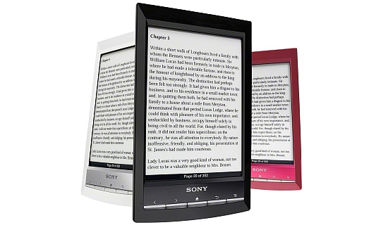 Sony Reader PRS-T1 ruleaza Android