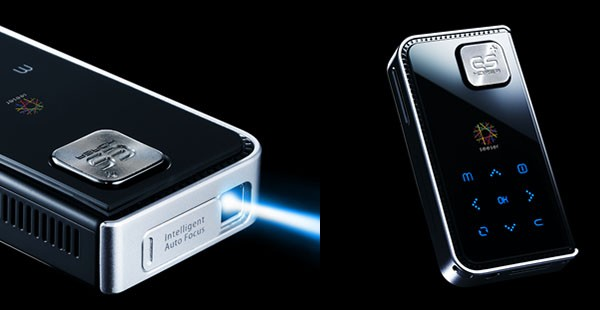 ESPlus va lansa Seeser, un pico-proiector cu laser si Android