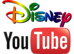 YouTube + Disney = Love