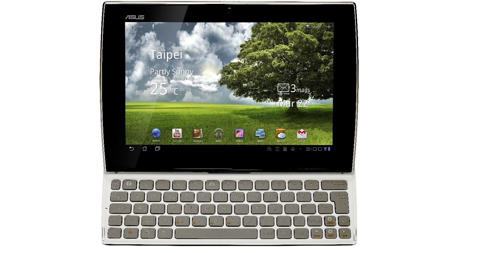 ASUS Eee Pad Slider SL101 – O tableta performanta si originala