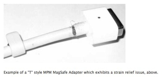 Apple ii despagubeste pe toti reclamantii cablului MagSafe defectuos