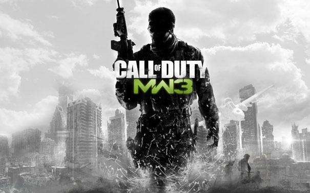 Call of Duty: Modern Warfare 3 furat in Franta