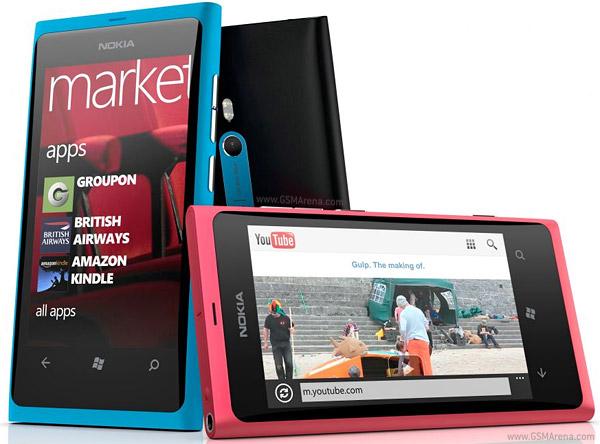 Nokia lanseaza Lumia 800