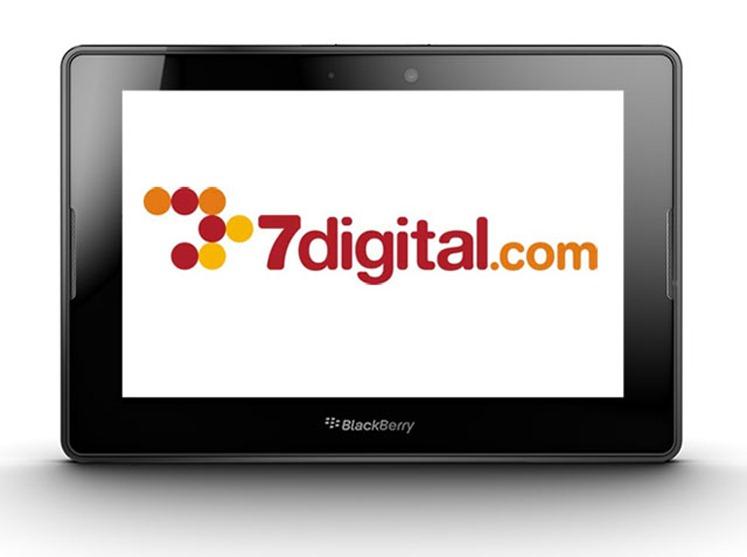 7digital vrea sa vanda muzica si pe Windows Phone nu doar pe Playbook