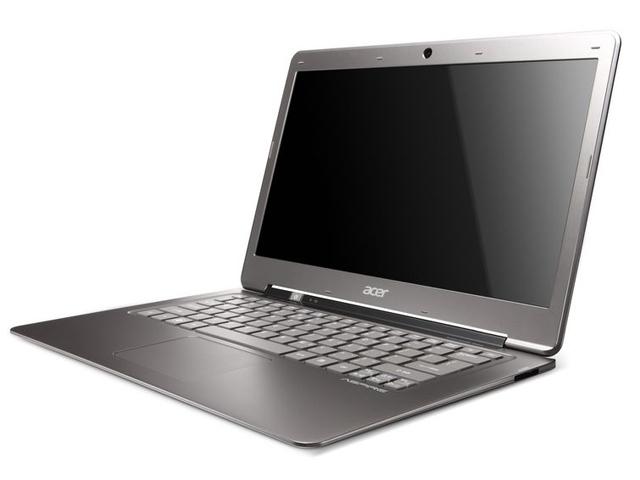 Acer se orienteaza pe segmentul de Ultrabook-uri pentru profit