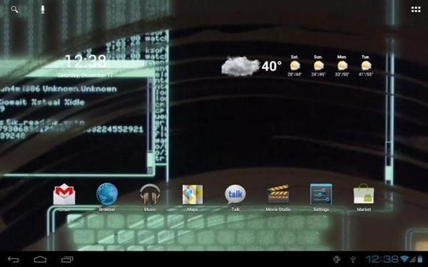 Android 4.0.3 ajunge pe Xoom si merge OK
