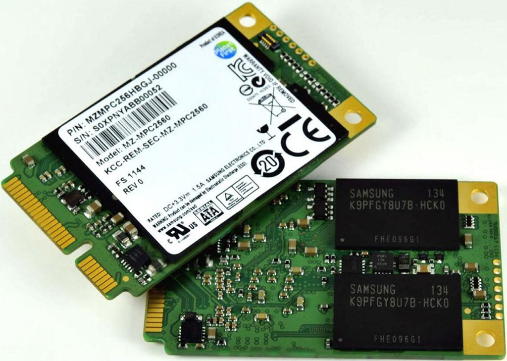 Samsung anunta noi SSD-uri mSATA de mare viteza pentru notebook-uri