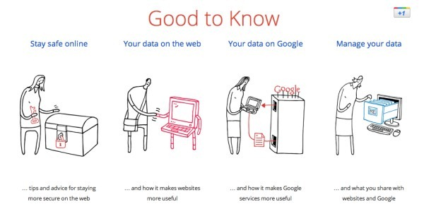 "Google, intr-o campanie buna de retinut: ""Good to Know"""