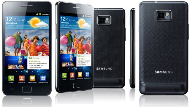 Pe sistemul 9 din 10 romani: 1 sud-corean din 4 are Galaxy S II